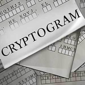 xfinity's online Cryptogram game