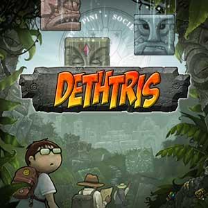 Sports Illustrated Kids's online Dethtris game