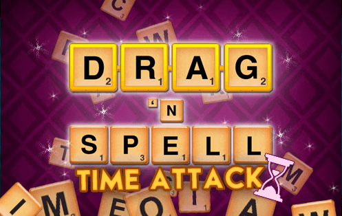 Drag 'n Spell: Time Attack