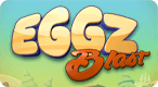 Eggz Blast: Compete with the ticking clock in this intense fast paced matching game!