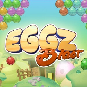 The Sun Sentinel's online Eggz Blast game