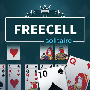 USA Today's online FreeCell Solitaire game