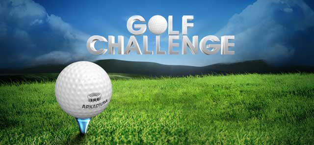 WHOoT's free Golf Challenge game
