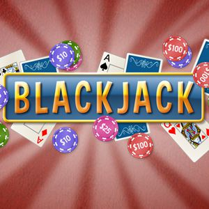 The Advocate's online Blackjack game