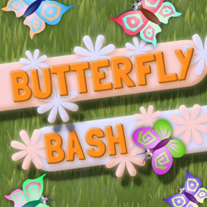 Express's online Butterfly Bash game
