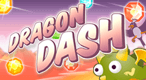 Dragon Dash: Flee the erupting volcano, but avoid hitting birds!