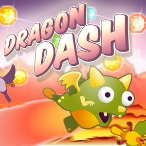 LA Times's online Dragon Dash game