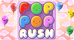 Pop Pop Rush: How many balloons can you pop?