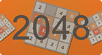 2048: Join the numbers and get to the 2048 tile!