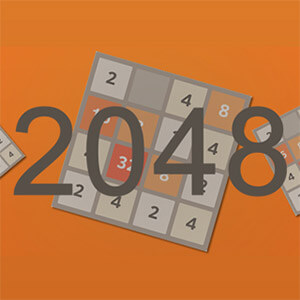 USA Today's online 2048 game