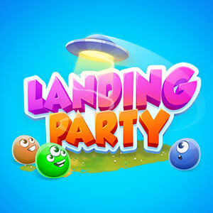 Staff Newsletter's online Landing Party game