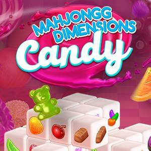 Exeter Express and Echo's online Mahjongg Dimensions Candy game