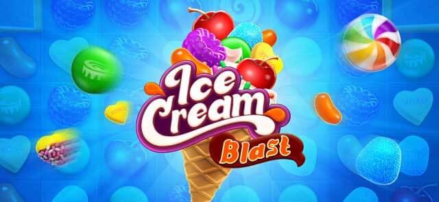 greenwich time's free Ice Cream Blast game