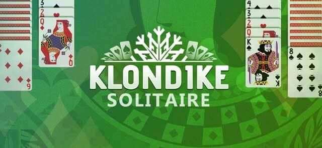 klondike solitaire gold