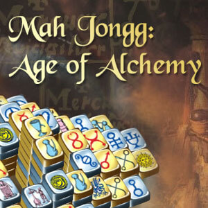 Chicago Tribune's online Mahjongg Age of Alchemy game