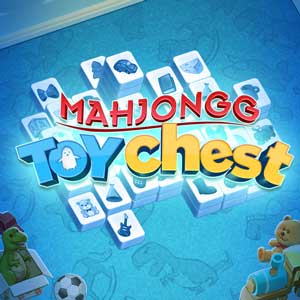 Puzzles Palace's online Mahjongg Toy Chest game