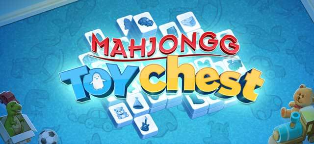 Puzzles Palace's free Mahjongg Toy Chest game