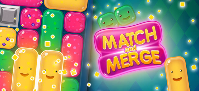 Houston Chronicle Deux's free Match & Merge game
