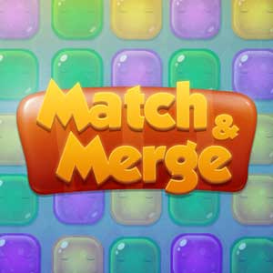 Puzzles Palace's online Match & Merge game