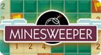Minesweeper: This minesweeper game will really put your skills to the test with its increased difficulty!