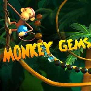 CNN's online Monkey Gems game