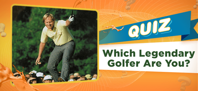 Which Legendary Golfer Are You?