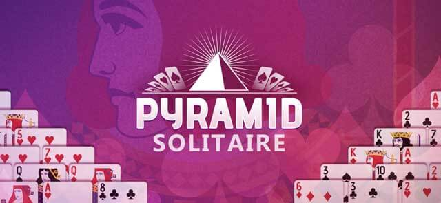 news times's free Pyramid Solitaire game