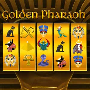 Daily Star's online Slots: Golden Pharaoh game