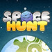 Free Space Hunt game by pjstar