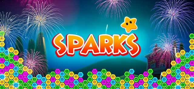 Kent and Sussex Courier's free Sparks game