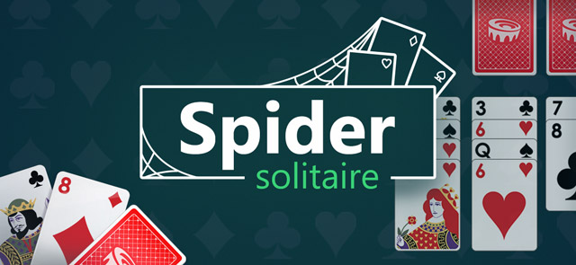 Readers Digest Canada's free Spider Solitaire game