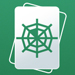 Free Spider Solitaire game by The Cornishman