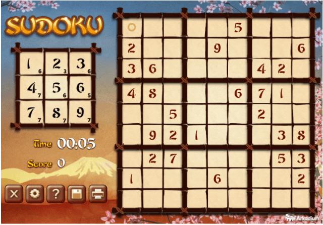 sudoku t-online