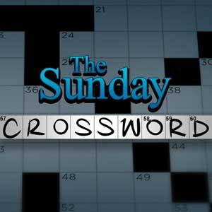 It is a photo of Divine Washington Post Sunday Crossword Printable