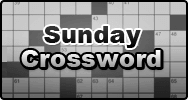 The Sunday Crossword by Merl Reagle