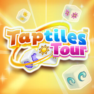 Washington Post's online Taptiles Tour game
