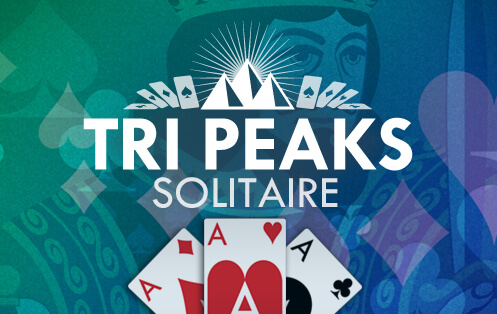tri-peaks solitaire card games free online 3d