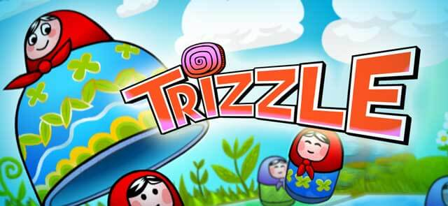 lenconnect's free Trizzle game