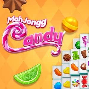 Macon's online Mahjongg Candy game