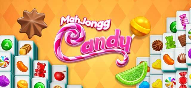 Columbus's free Mahjongg Candy game
