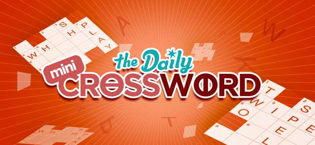 Puzzles Palace's free Mini Crossword game