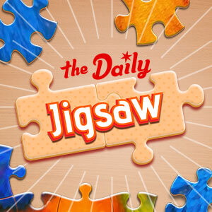Sixty and Me's online The Daily Jigsaw game