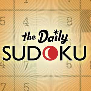 Biloxi's online The Daily Sudoku game