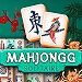 Free Mahjongg Solitaire game by LA Times
