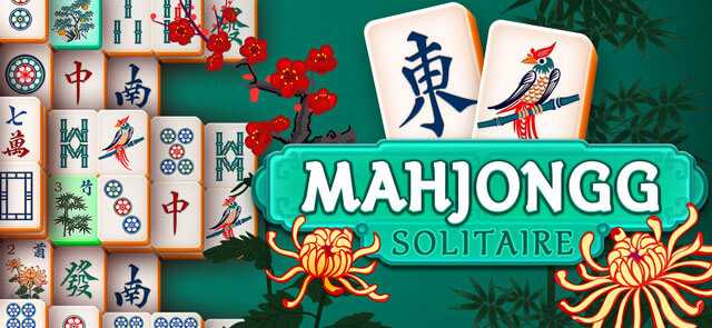 EverythingZoomerMedia's free Mahjongg Solitaire game
