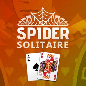 Washington Post's online Spider Solitaire game