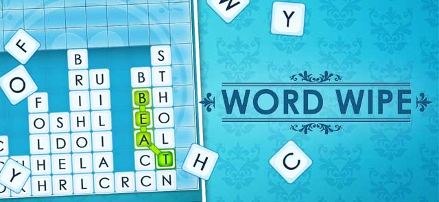 Poteau Daily News's free Word Wipe game