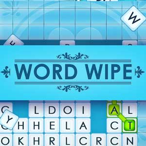 Washington Post's online Word Wipe game