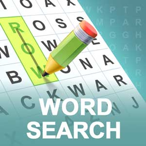 Olympia's online Word Search game