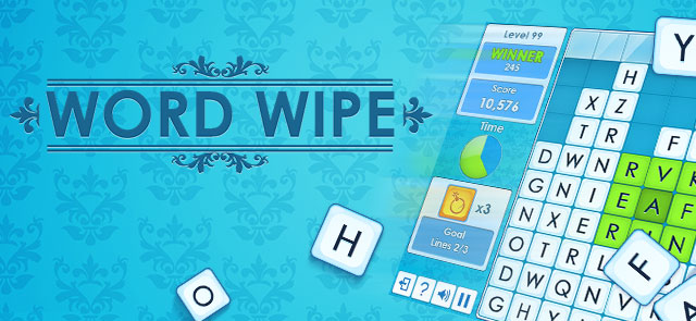 QCOnline's free Word Wipe game